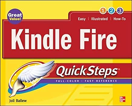 Kindle Fire QuickSteps