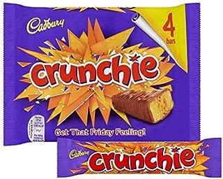 New Original Cadbury Crunchie Chocolate Bar Pack Imported From The UK England Crunchie Chocolate Multipack The Very Best Of British Chocolate Honey Comb Crunchie