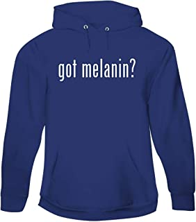 got Melanin? - Men's Pullover Hoodie Sweatshirt