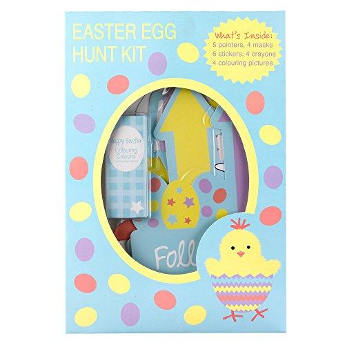 Neviti Kit de chasse aux œufs de Pâques Poussin de Pâques