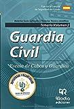 Guardia Civil. Escala de Cabos y Guardias. Temario Volumen 2