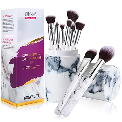 (50% OFF) Premium Makeup Brush Set W/ Holder 10Pcs $6.99 – Coupon Code