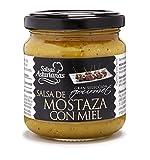 Salsas Asturianas Salsa de Mostaza a la Miel - 210 gr