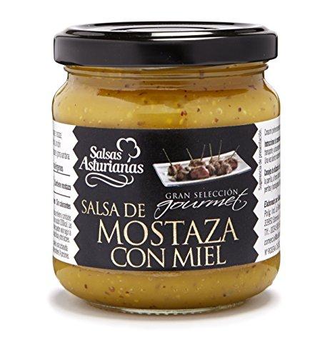 Salsas Asturianas Salsa de Mostaza a la Miel - 210