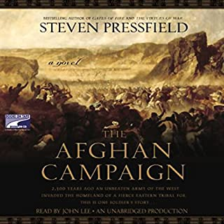 The Afghan Campaign cover art