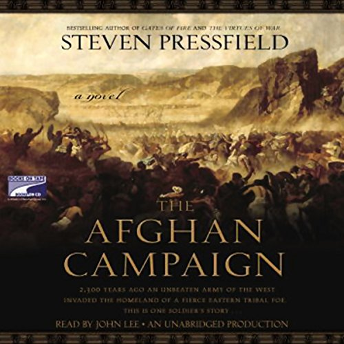The Afghan Campaign audiobook cover art