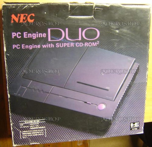 NEC PI-TG8 PC Engine Duo Console