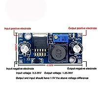 10PCSLM2596 DC 5V / 12V / 24VAdju STable電圧レギュレーターLM2596S 3Aステップダウンモジュール