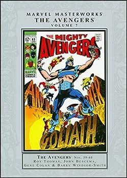 Marvel Masterworks: The Avengers, Vol. 7 - Book  of the Avengers 1963-1996 #278-285, Annual