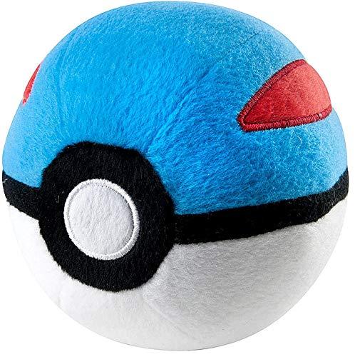 t18552d3 de Pokemon Poke Ball Bola de peluche único varios