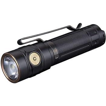 Fenix E30R E30R-Torcia Tascabile a LED, Durata 50.000 Ore: Amazon
