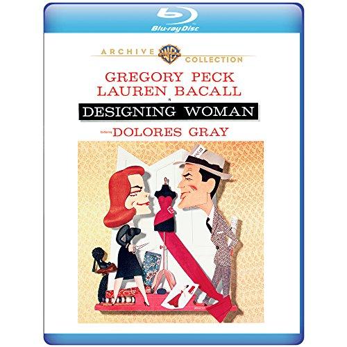 Designing Woman (1957) [Blu-ray]