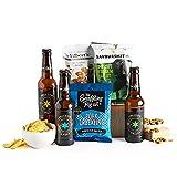 Craft Beer Hamper, Father's Day Beer Hampers Gift, Craft Ale Gifts and Father Day Gift Hamper Box