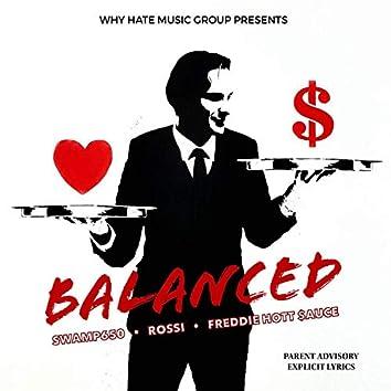 Balanced (feat. Swamp650 & Rossi)
