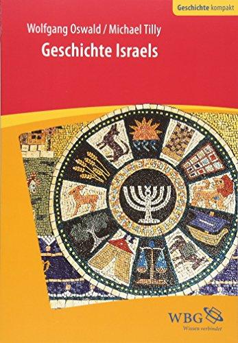 Geschichte Israel: Von den Anfängen bis zum 3. Jahrhundert n. Chr. (Geschichte kompakt)