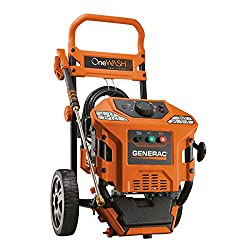 Generac 6602 OneWash 3 100 PSI 2.8 GPM 4 in 1 PowerDial Gas Powered Pressure Washer Review