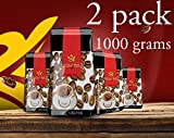 Devolli Princ Caffe Albanian Coffee 500g | 2 Pack | Total 1000g |