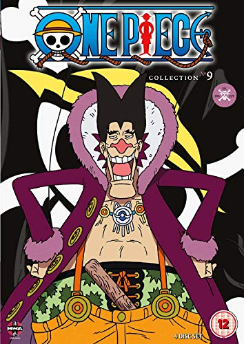 One Piece (Uncut) Collection 9 (Episodes 206-229) [Edizione: Regno Unito] [Import]