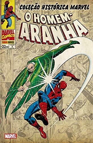 Coleção Histórica Marvel: O Homem-Aranha vol. 5