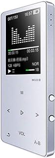 Gecheer M320 MP3 Player BT Metal Sport Mini Portable Audio 4G/8G Music Player