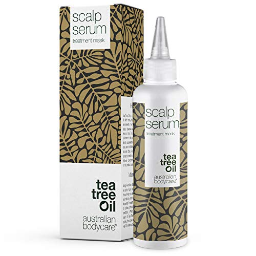 Australian Bodycare Scalp Serum 150ml | Leave In Kopfhaut pflege bei Trockener, Juckender Kopfhaut & Anti Schuppen | Auch zur Kopfhautpflege bei Schuppenflechte, Ekzemen, Neurodermitis & Psoriasis