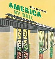 America by Rail 2020 Calendar