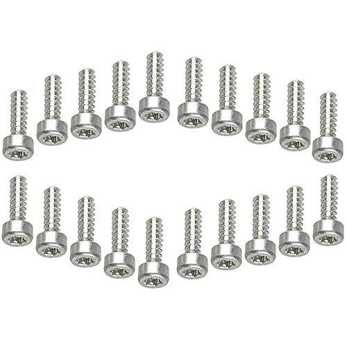 HiPa (20Stück) Bumper Spike Schraube für Stihl MS210MS230MS250MS171MS181MS211MS170MS180017018018C 019T 021023025Chainsaw