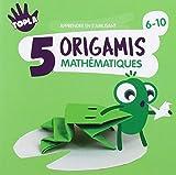 5 origamis mathématiques
