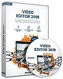 FRANZIS Video Editor 2019|2019|Die einfache Lösung zum Schneiden, Drehen, Verbessern und Veröffentlichen Ihrer Videos|-|Windows PC|Disc|Disc