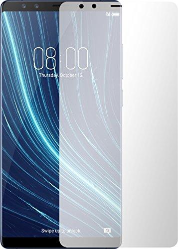 Slabo 4 x Bildschirmschutzfolie für Archos Diamond Omega Bildschirmfolie Schutzfolie Folie Zubehör Crystal Clear KLAR