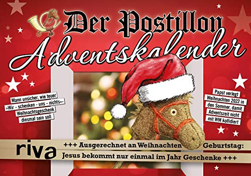 Der Postillon Adventskalender