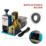 CO-Z Automatic Electric Wire Stripping Machine Portable Scrap Cable Stripper for...