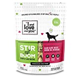 I and love and you Stir & Boom Dehydrated Freeze Dried Raw...