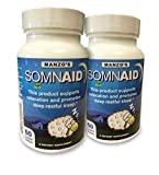 Somnaid Natural Sleep Aid Twin-Pack - 120 Tablets (2 X 60 Tabs)