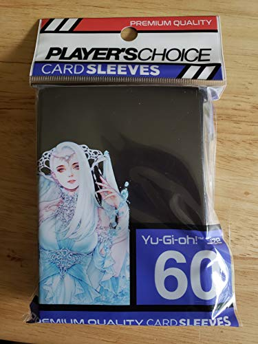 Player's Choice Mini Black Sleeves Yu-Gi-Oh Sized