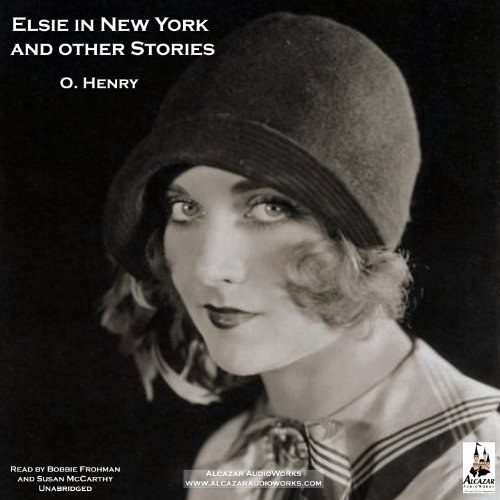 Elsie in New York and Other Stories audiobook cover art