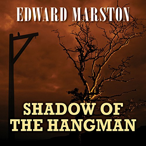 Shadow of the Hangman audiobook cover art
