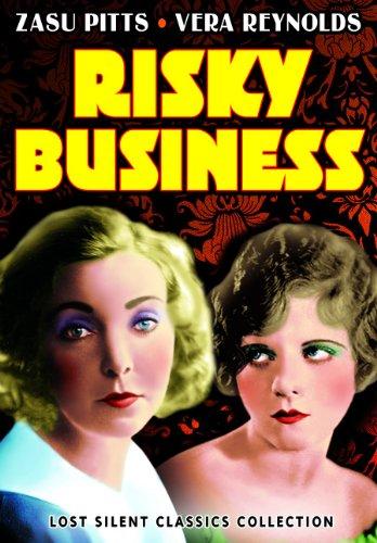 Risky Business (1926; Silent) -  DVD, Alan Hale, Zasu Pitts