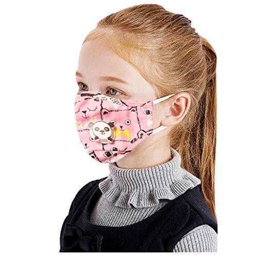 YYMQ médico Desechables médico sellada con Bucle elástico para los oídos 3 Capas Transpirables cómoda quirúrgica Sanitaria para Uso al Aire Libre Oficina en el hogar Hospital(para niños)