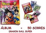 Dragon Ball Super 2020 Caja 50 Sobres (Cromos) + Album
