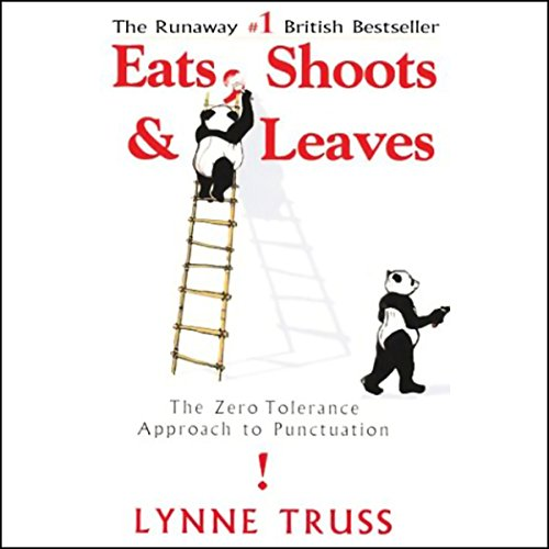 Eats, Shoots & Leaves cover art