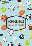 Kakeibo carnet de compte: Format moyen| pour gérer son budget son argent| cahier méthode japonaise kakebo| carnet pour noter vos revenus et dépenses mois par mois| pour 12 mois