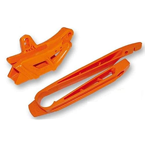 Orange Plastics Kit For KTM50 Mini Senior Adventure Junior Bike