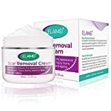 Scar Removal Cream,For Old & New Scars and Stretch Marks Removal,Effective,High Efficient, Non-Greasy Skin Repair Cream, Scar Cream For Acne Scar Stretch Marks Removal For Women Men