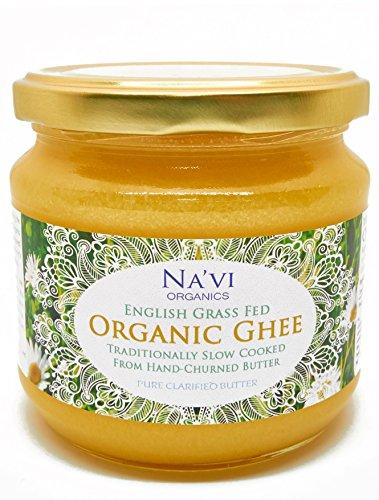 Ghi Anglais - Alimentation à l'herbe - Certifié Bio - (350 ml)