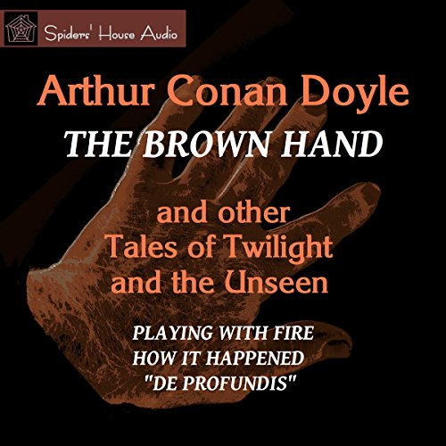 The Brown Hand cover art