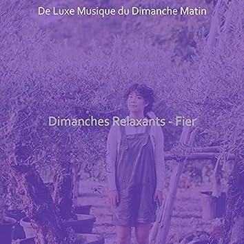 Dimanches Relaxants - Fier
