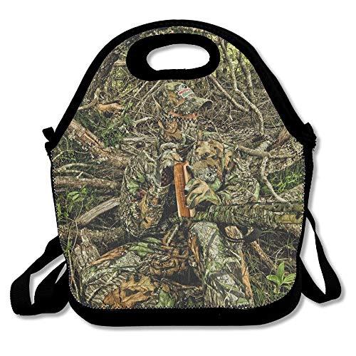 Kühlbox,Jagd Camo Wald Verstecken Party Lunch Bag Tote Handtasche Lunchbox Für Die Schule Arbeit Im Freien