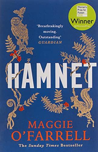 Buchseite und Rezensionen zu 'Hamnet' von Maggie O'Farrell