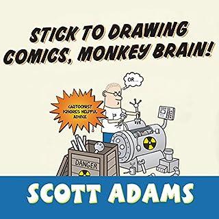 Stick to Drawing Comics, Monkey Brain! cover art